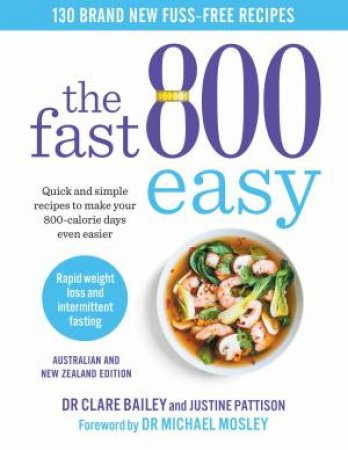 Fast 800 Easy by Clare Bailey