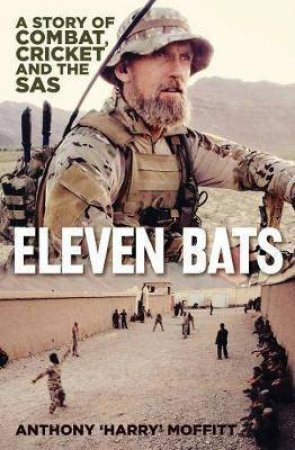 Eleven Bats by Anthony 'Harry' Moffitt