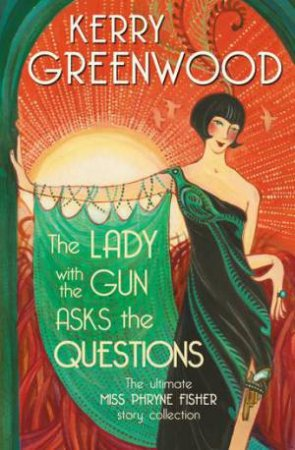 The Lady With The Gun Asks The Questions