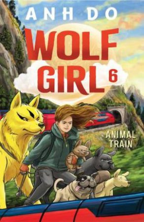 Animal Train by Anh Do & Lachlan Creagh
