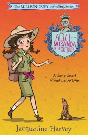 Alice-Miranda In The Outback