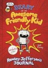 Diary Of An Awesome Friendly Kid Rowley Jeffersons Journal