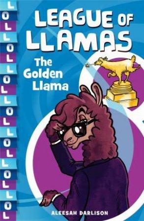 The Golden Llama