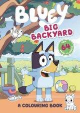 Bluey: Big Backyard by Various