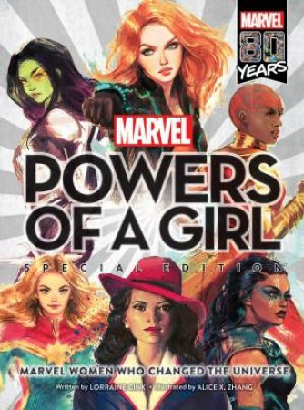 Marvel: Powers Of A Girl: Special Edition by Various