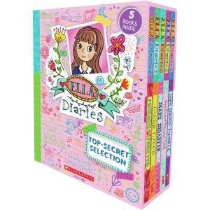 Ella Diaries: Top Secret Selection Boxed Set