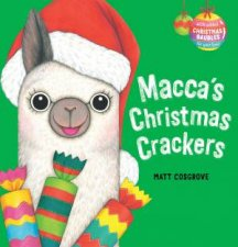 Maccas Christmas Crackers With Decorations