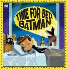 Time For Bed Batman