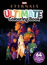 Eternals Ultimate Colouring Book