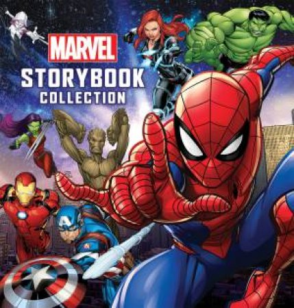 Marvel Storybook Collection by Various