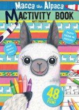 Macca The Alpaca Mactivity Book