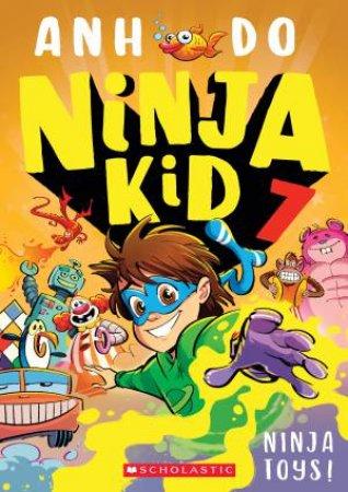 Ninja Toys!