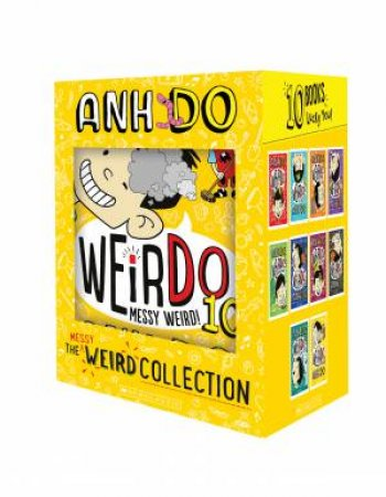 The Messy Weird Collection by Anh Do