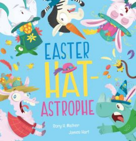 Easter Hat-Astrophe by Rory Mather