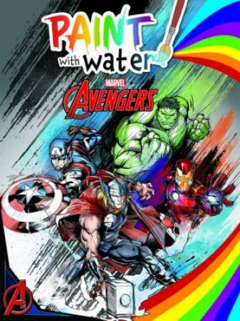 Avengers Classic: Paint With Water by Various