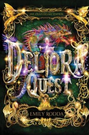 Deltora Quest Anniversary Edition by Emily Rodda & John Marc McBride