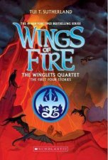 The Winglets Quartet The First Four Stories