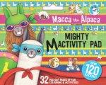 Macca The Alpaca Mighty Mactivity Pad
