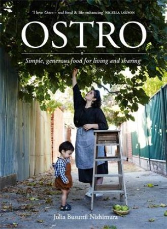 Ostro by Julia Busuttil Nishimura