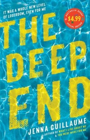The Deep End (Australia Reads Special Edition) by Jenna Guillaume