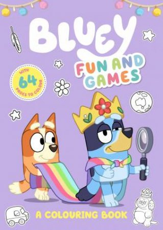 Bluey: Fun And Games by Various