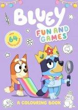 Bluey Fun And Games