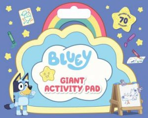 Bluey: Giant Activity Pad by Various