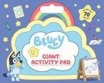 Bluey Giant Activity Pad