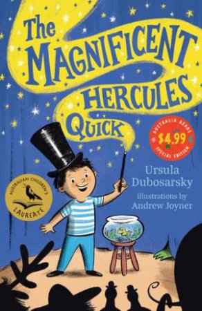 The Magnificent Hercules Quick (Australia Reads Special Edition)