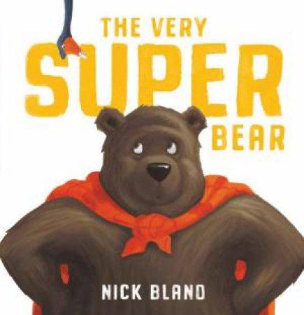 The Very Super Bear Board Book