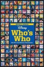Disney Whos Who