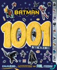 Batman 1001 Stickers