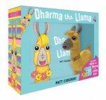 Dharma The Llama Box Set With Plush