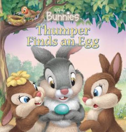 Thumper Finds An Egg by Various