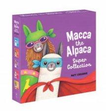 Macca The Alpaca Super Collection