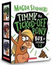 Timmy The Ticked Off Pony 13 Boxed Set