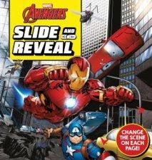 Avengers Slide And Reveal