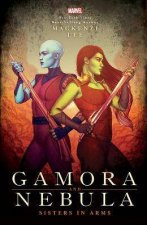 Gamora And Nebula Sisters In Arms