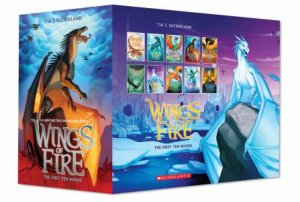 Wings Of Fire: The First Ten Books by Tui T Sutherland