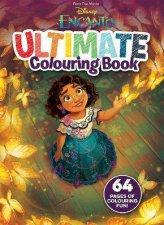 Encanto Ultimate Colouring Book