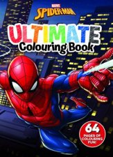 SpiderMan Ultimate Colouring Book