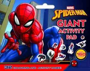 Spider-Man: Giant Activity Pad by Various