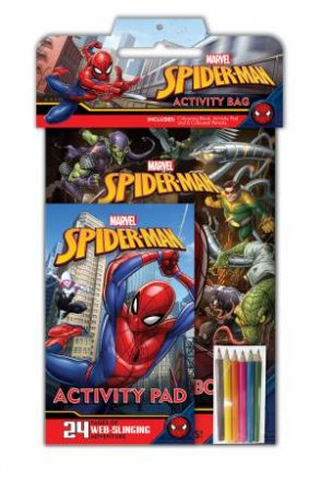 Spider-Man: Activity Bag by Various