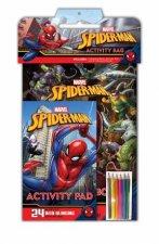 SpiderMan Activity Bag