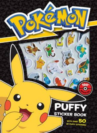 Pokémon: Puffy Stickers by Various