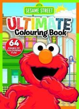 Sesame Street Ultimate Colouring Book