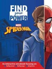 SpiderMan Find Your Power