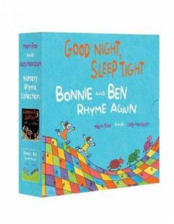 Nursery Rhyme Collection by Mem Fox & Judy Horacek