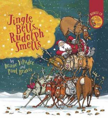 Jingle Bells, Rudolph Smells + CD