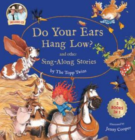 Do Your Ears Hang Low?: And Other Sing-Along Stories